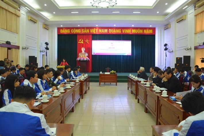 """Diễn đàn """"Tuổi trẻ Việt Nam học tập, rèn luyện,..."""""""