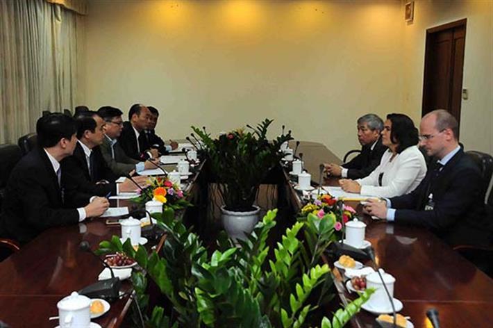 Thúc đẩy mạnh mẽ hợp tác toàn diện và hiệu quả trong lĩnh vực giáo dục và đào tạo giữa Việt Nam và Hung-ga-ri