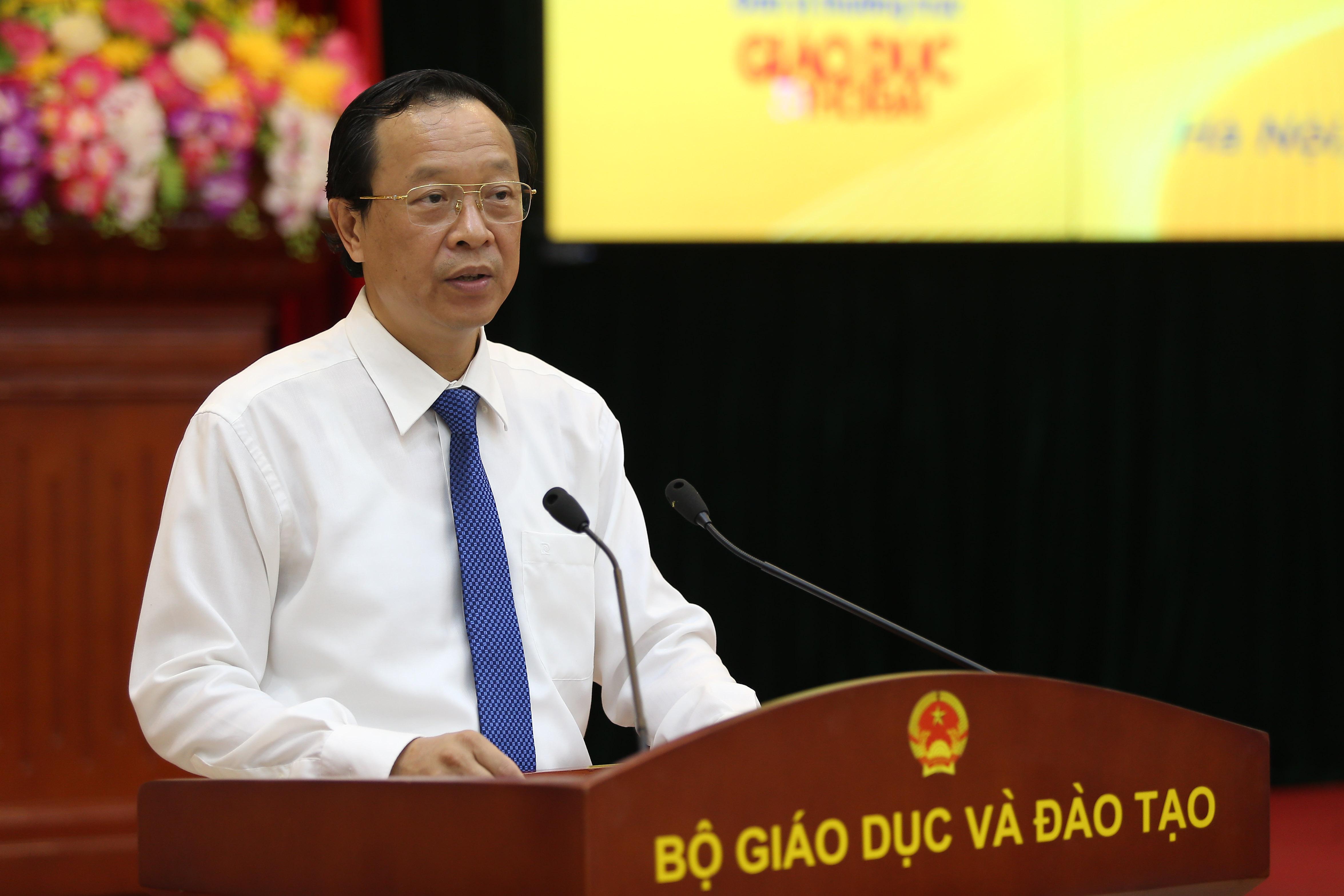 """Họp báo Giải báo chí toàn quốc """"Vì sự nghiệp Giáo dục Việt Nam"""""""