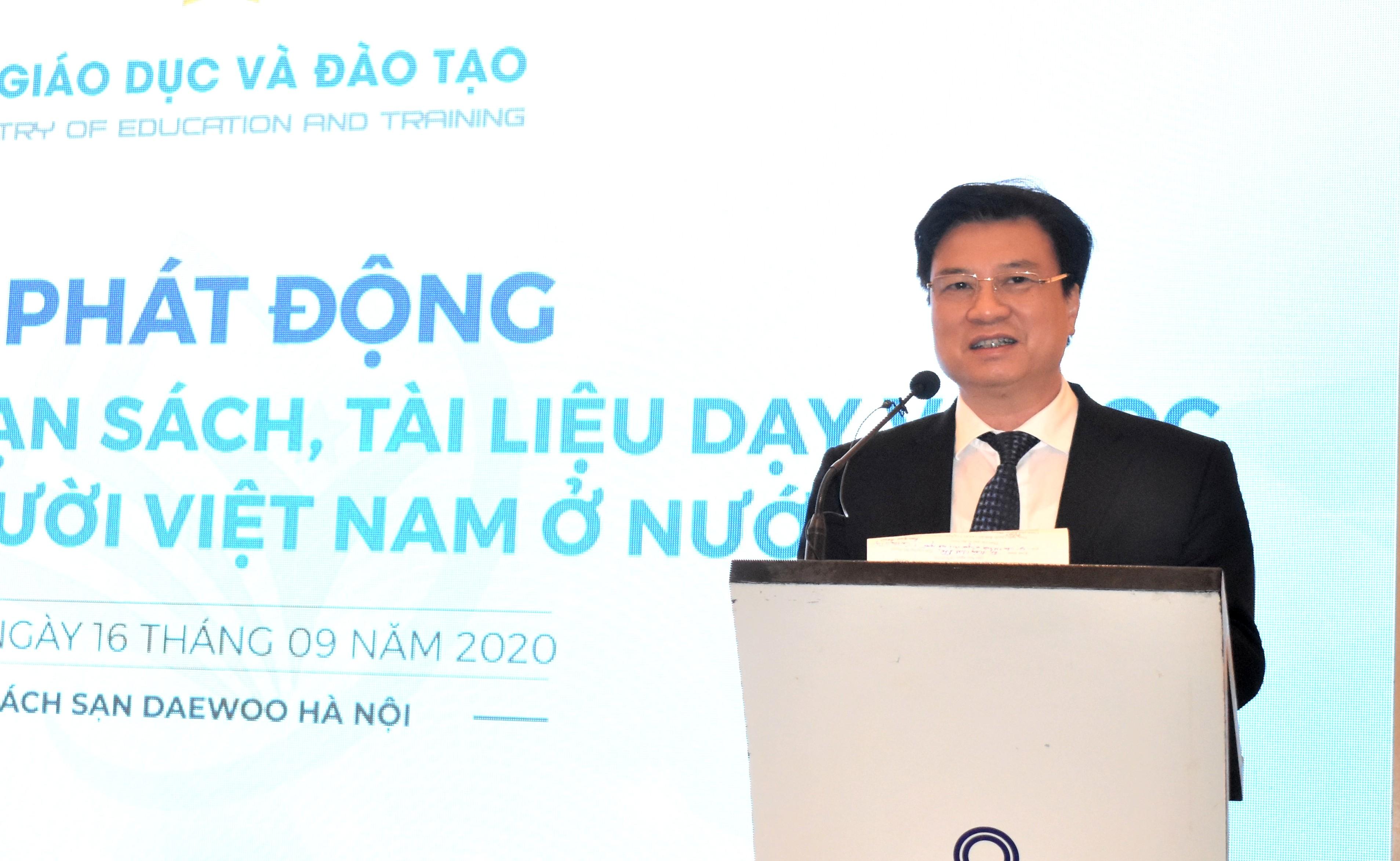 Thứ trưởng Nguyễn Hữu Độ