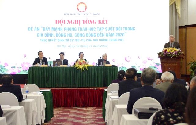 Bộ GDĐT sẵn sàng phối hợp tổ chức các hoạt động khuyến học, khuyến tài