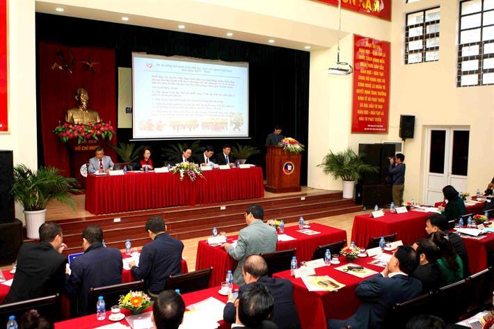 Hội nghị nâng cao chất lượng công tác giáo dục thể chất và thể thao trường học